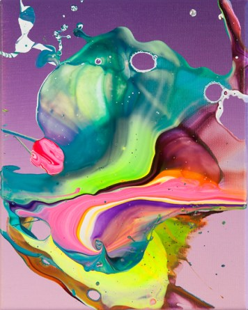 colors power! - delightful mix by Yago Hortal - be artist be art magazine