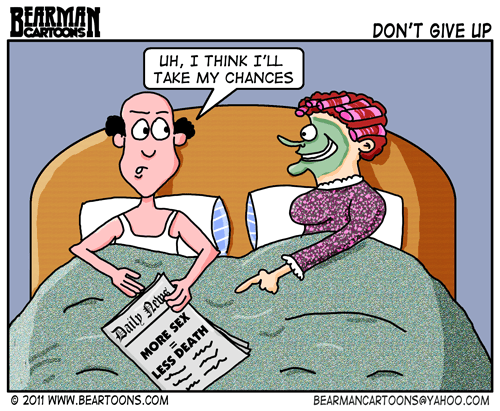 Give Up After Marriage Cartoon