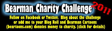 Bearman Cartoons Charity Challenge