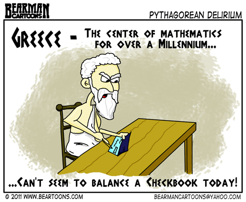 11-6-11-Bearman-Editorial-Cartoon Greece Mathematics