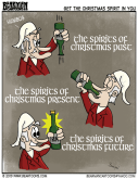 12-4-13-Bearman-Cartoons-The-Spirits-of-Christmas
