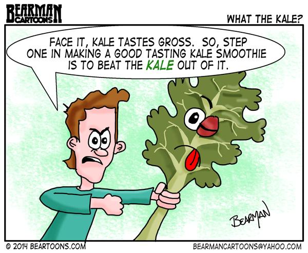 Kale Smoothie Recipe that Actually Tastes Good