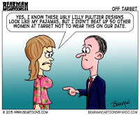 4-22-15-LIlly-Pulitzer-Target-Ugly-Bearman-Cartoons