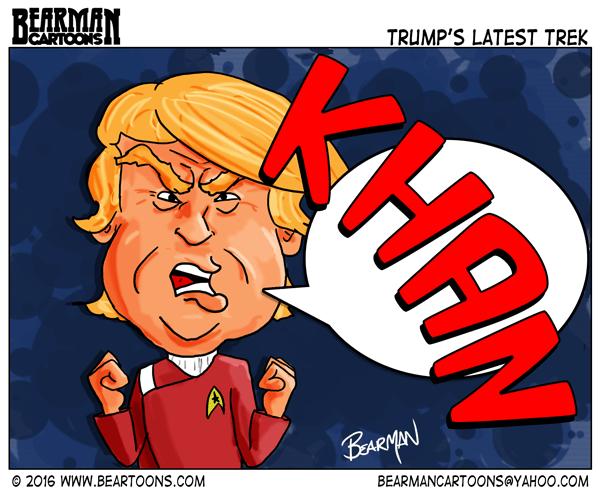 Donald Trump - Wrath of Khan