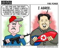 10-6-17--Bearman-Cartoons-Gun-Control-North-Korea