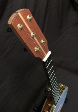 Banjo #007 5+1 six string – Sapele / Cherry