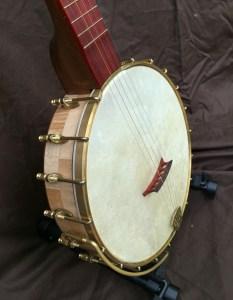 banjo pot