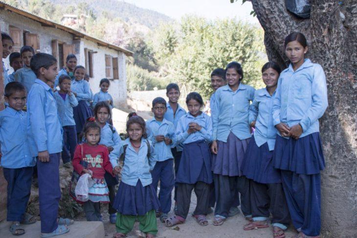 Últimos retoques al proyecto - ¡En Nepal todo es incierto!