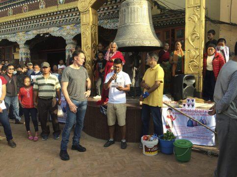 Ruby Cup and Chhaupadi follow-up