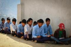 First week in Janalibandali 15