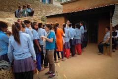 First week in Janalibandali 26