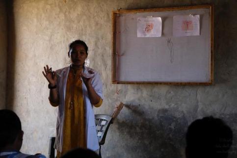 First week in Janalibandali 9