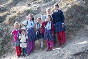 Foto Clara Go 2017 Nepal