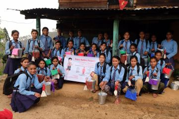 Travel Log – From 2073 to 2075, again teaching in Kunti Bandali 10