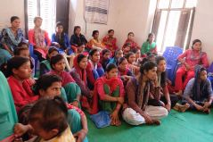 5 Oligaun Group of young women not in school