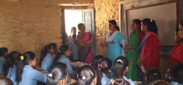 Exploring myself (Nepali Volunteer Testimonial)