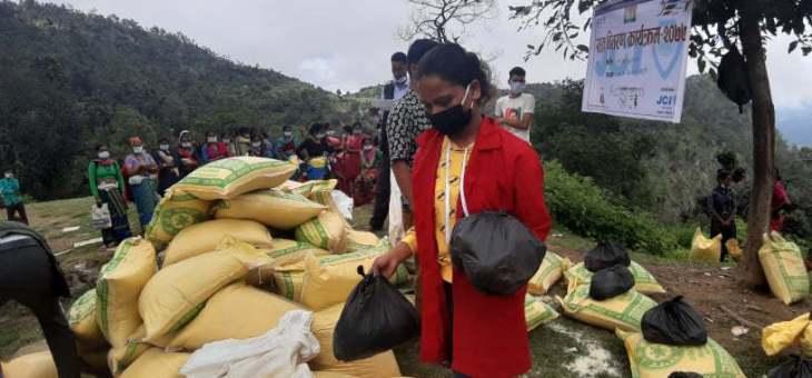 Las viudas de Achham, las mujeres más necesitadas de ayuda para alimentos en Nepal en situación de Covid-19