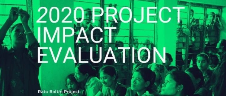 Impact of the 2020 project: we have keep on working despite the Covid-19