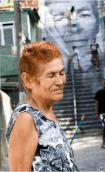 28 Millimeters, Women are Heroes, Action dans la Favela, Morro da Providencia, Favela de jour, Rio de Janeiro, Brésil, 2008 -1