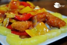 【食譜】COSTCO雞塊大變身~糖醋炸雞塊