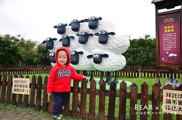 宜蘭景點│宜蘭傳藝中心笑笑羊特展•親子旅遊開心無比