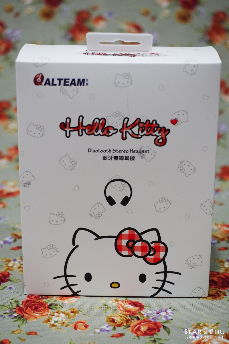 ALTEAM-Hello Kitty 藍牙耳機00003.JPG