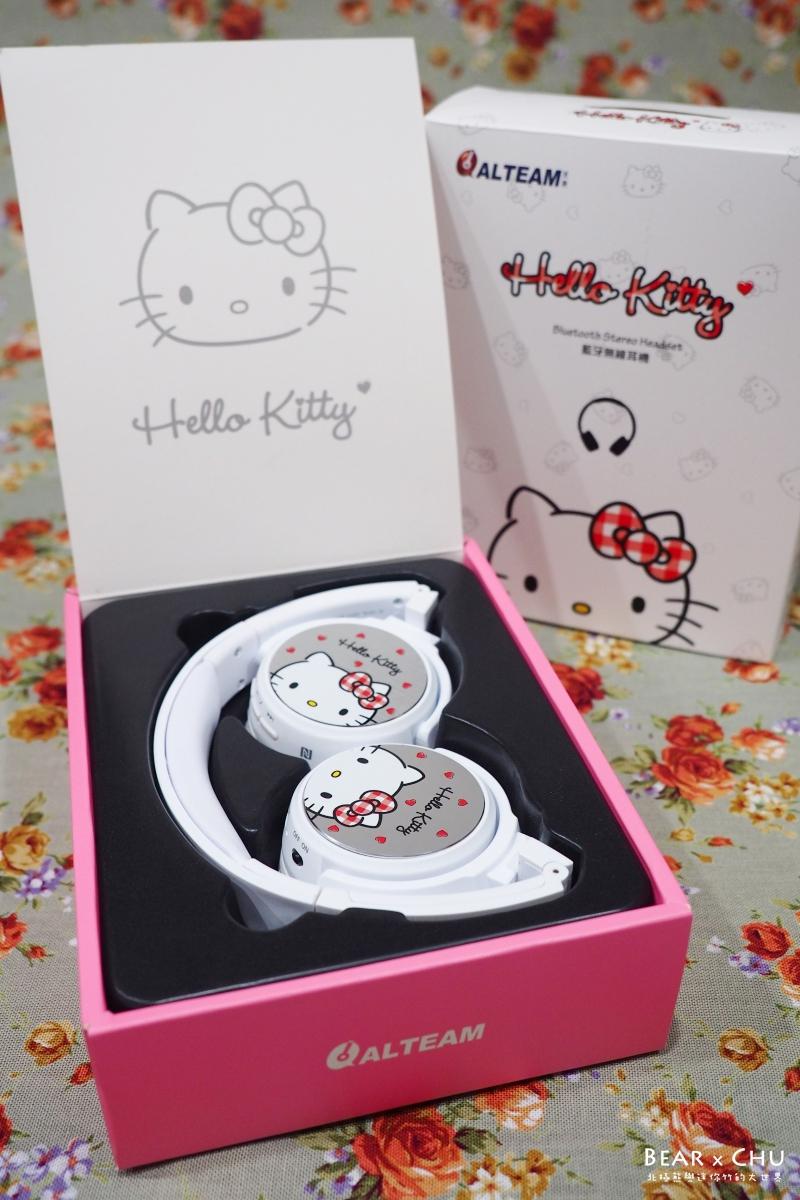ALTEAM-Hello Kitty 藍牙耳機00014.JPG