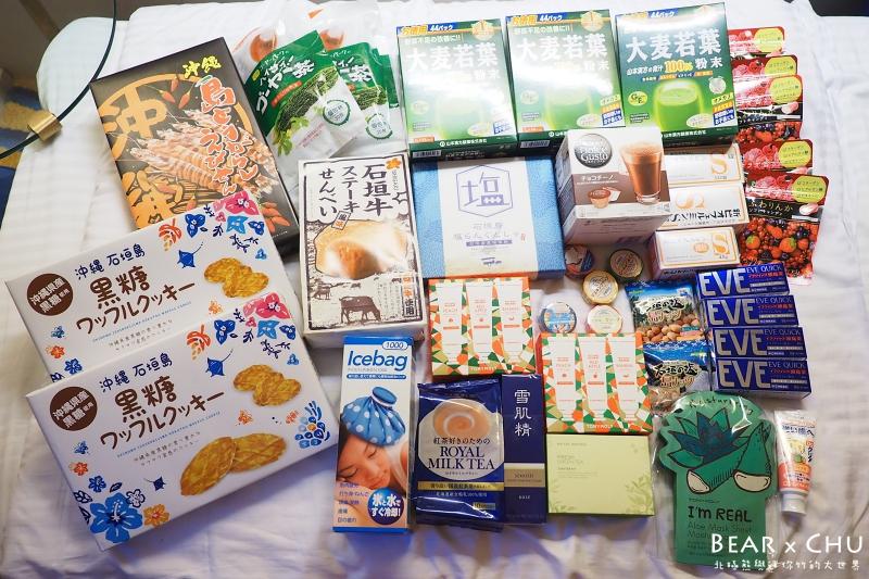 日本石垣島大國藥妝、公設市場、EDION電器、San-A超市・不專業亂買戰利品