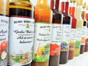 Beary Berry Honey Vinaigrettes
