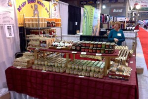 Beary Berry Honey Craft Faur Booth