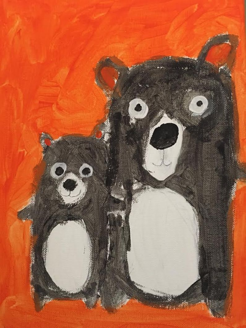 BearyBusy Friends