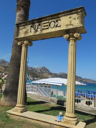 Naxos, the 1st Greek settlement