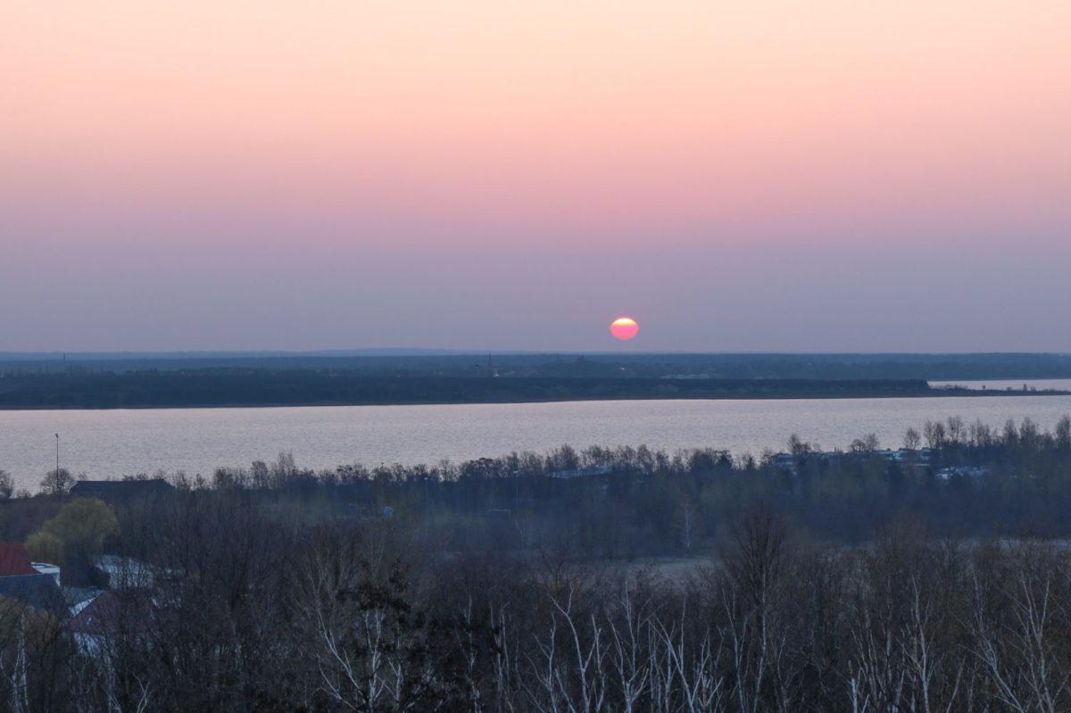 Projekt 52 - Sonnenaufgang