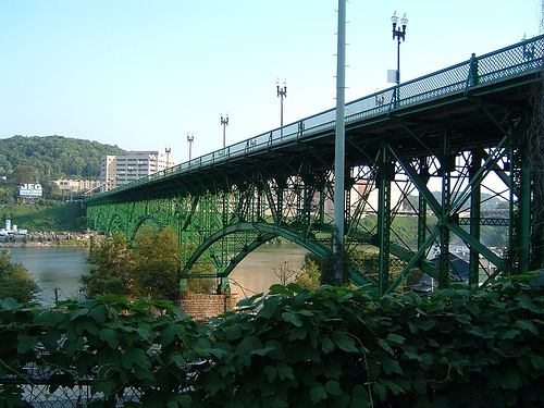 Riverfront, Knoxville