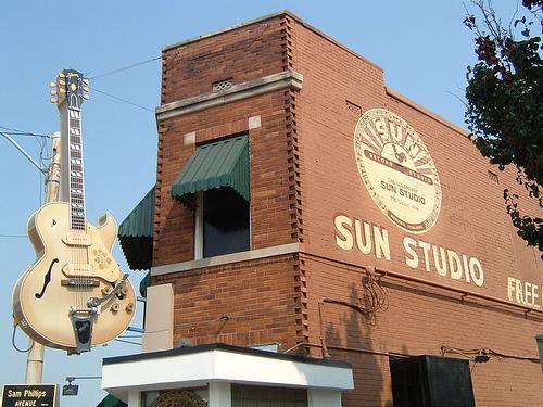 Legendary Sun Studios, Memphis