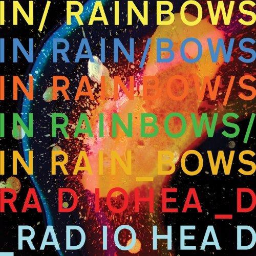 """Radiohead's """"In Rainbows"""" cover art! (Dec. 20, 2007)"""