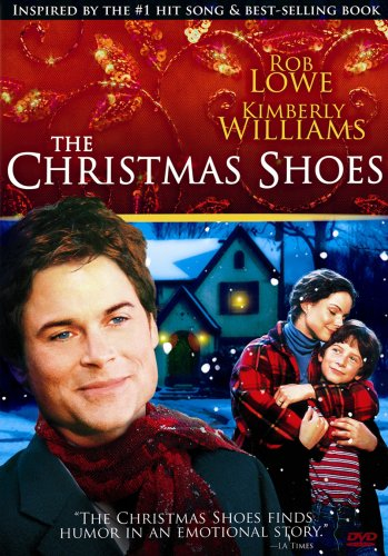 THE CHRISTMAS SHOES DVD cover