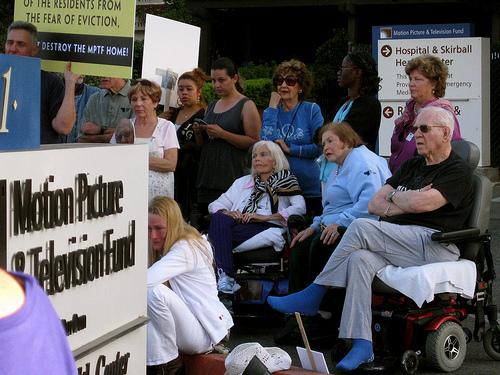 MPTF protest #6