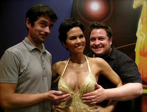 Madame Tussauds Hollywood #6