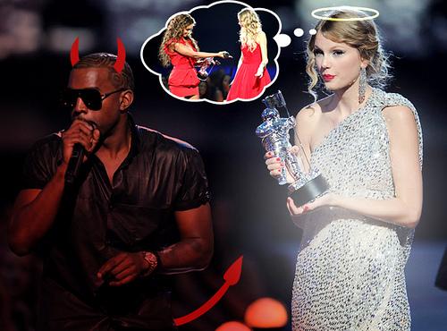 Taylor Swift @ the 2009 VMA's #3