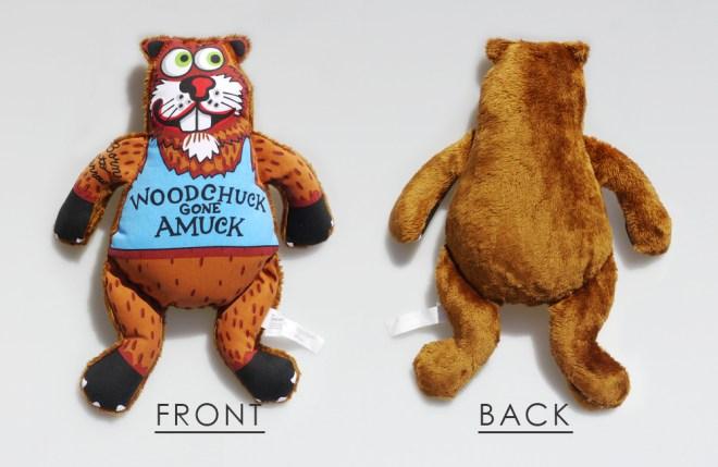 WOODCHUNK GONE AMUCH/PETSTAGES (マッドドッグ・ワイルド・ウッドチャック/ペットステージ)
