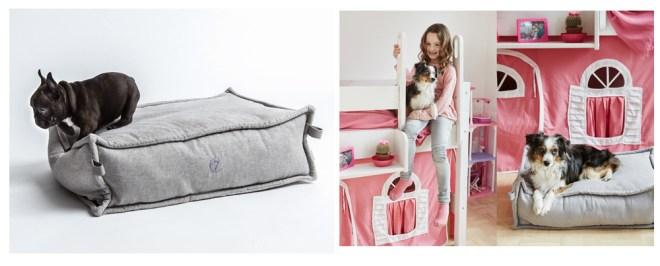 ドイツ生まれの愛犬用ベッド