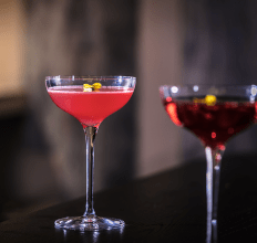Sneaky Cocktails at L'Ami Malo's speakeasy bar