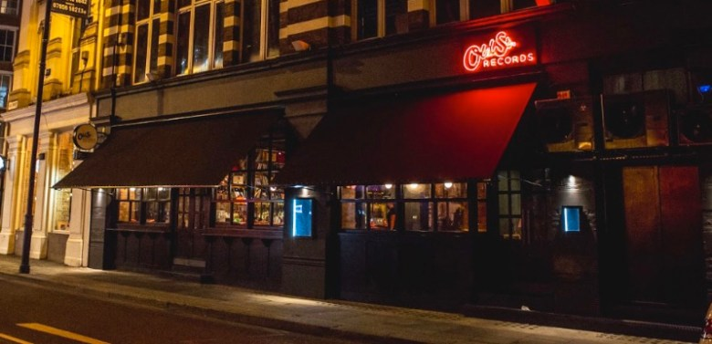 best music venues east london - old street records