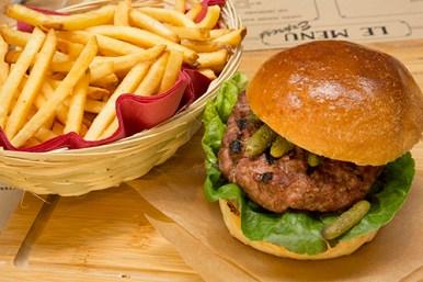 monsieurleduck-restaurant-east-london-burger