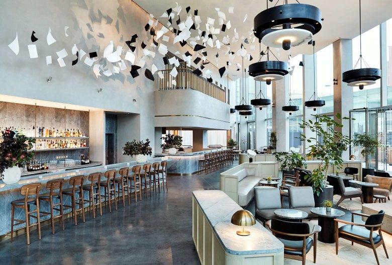 The Stratford hotel - brasserie