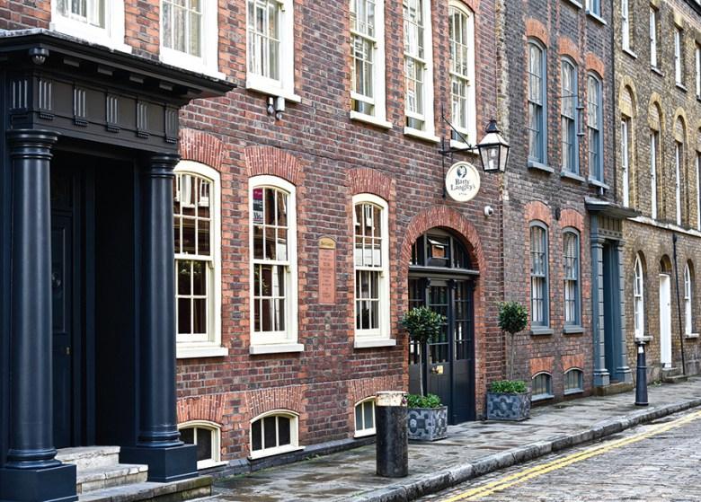 hotels East London