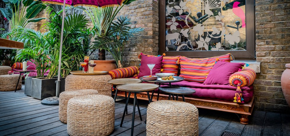 Best Al Fresco Restaurants