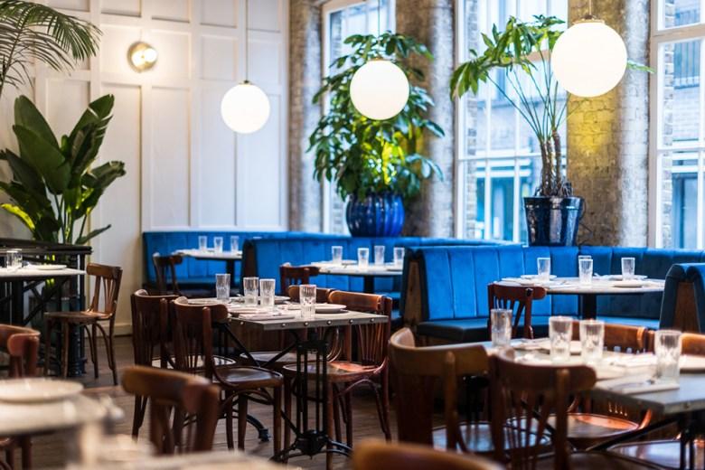 terrace dining Joan
