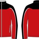 Beast Up Sublimated Team Travel Jacket BU-TJ003-product